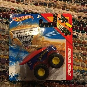 Hot wheels monster jam Superman